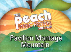 The Peach Music Festival - Day 1 at Pavilion at Montage Mountain