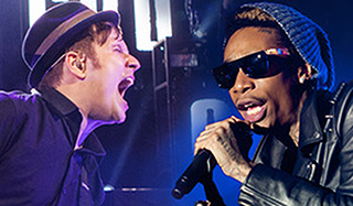 Fall Out Boy, Wiz Khalifa & Hoodie Allen at Pavilion at Montage Mountain