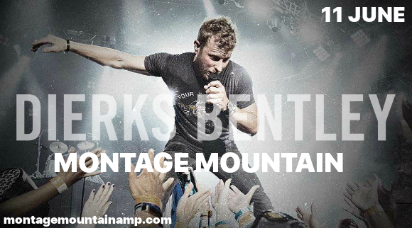 Dierks Bentley, Cole Swindell & Jon Pardi  at Pavilion at Montage Mountain