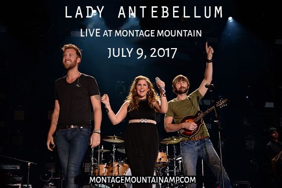 Lady Antebellum, Kelsea Ballerini & Brett Young at Pavilion at Montage Mountain