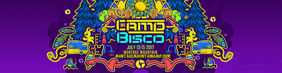 Camp Bisco - Friday at Pavilion at Montage Mountain