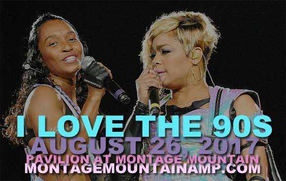 I Love The 90s: TLC, Coolio, Young MC, Rob Base & Tone Loc at Pavilion at Montage Mountain