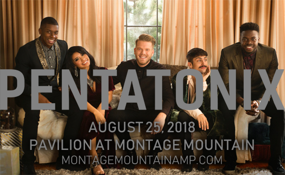 Pentatonix at Pavilion at Montage Mountain