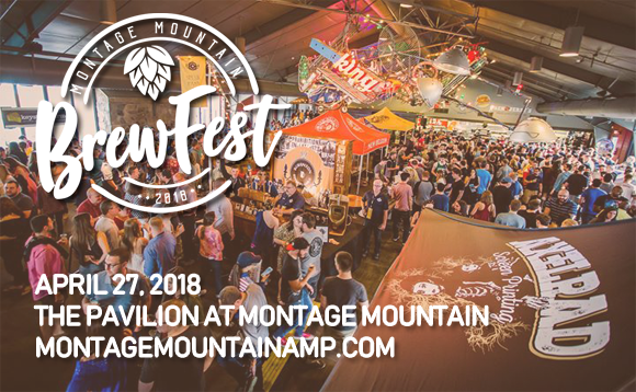 Montage Mountain Craft Brewfest at Pavilion at Montage Mountain