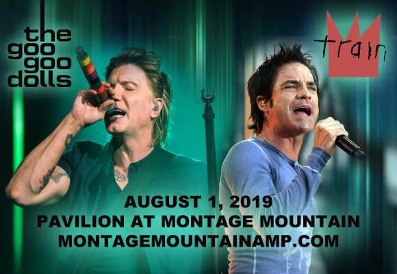 Train, Goo Goo Dolls & Allen Stone at Pavilion at Montage Mountain