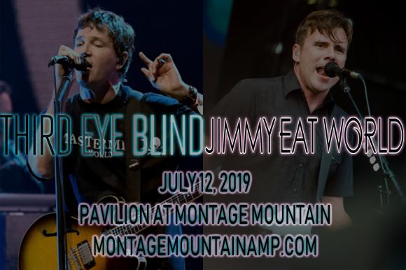 Third Eye Blind & Jimmy Eat World at Pavilion at Montage Mountain