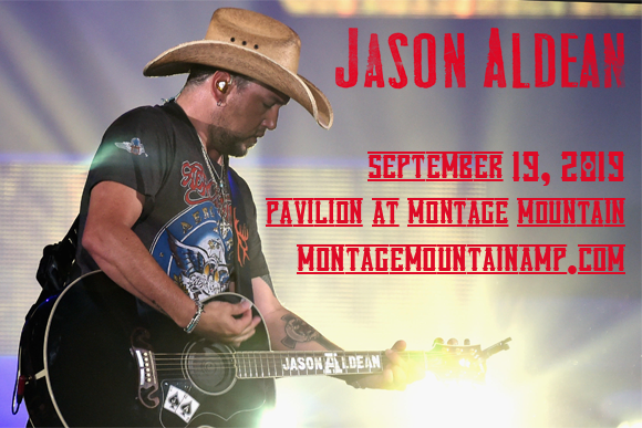 Jason Aldean & Kane Brown at Pavilion at Montage Mountain