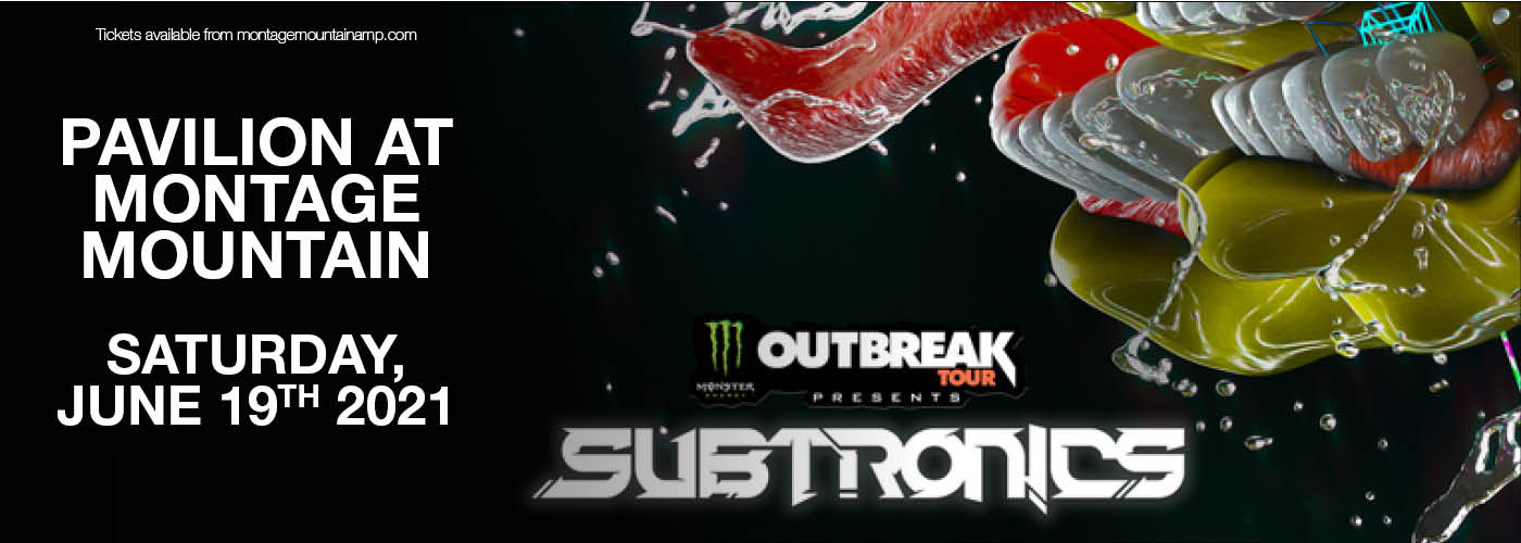 Drive-In Concert: Subtronics at Pavilion at Montage Mountain