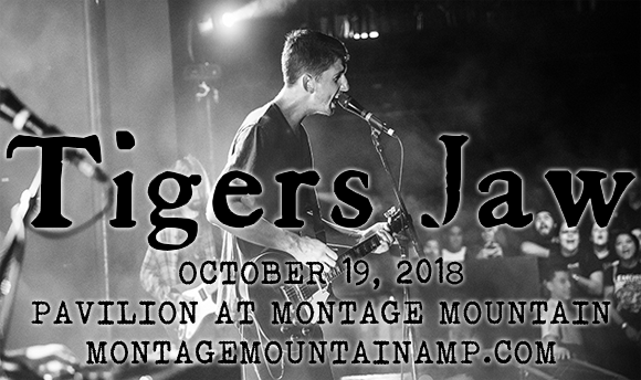 Tigers Jaw at Pavilion at Montage Mountain