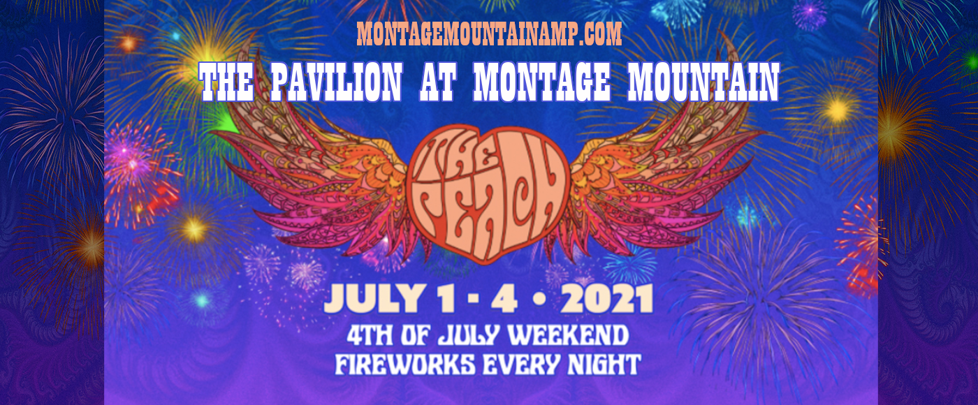 The Peach Music Festival - Friday at Pavilion at Montage Mountain