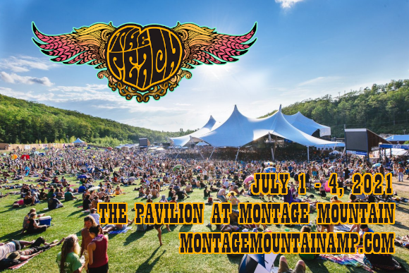 The Peach Music Festival - 4 Day Pass at Pavilion at Montage Mountain